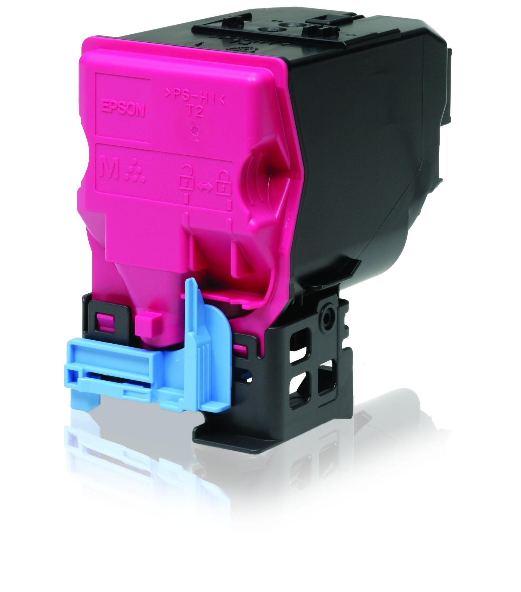 Epson Toner Cartridge Magenta 6k