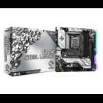 Asrock B460M STEEL LEGEND motherboard Intel B460 LGA 1200 micro ATX