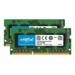 Crucial 8GB PC3-12800 Kit memory module DDR3 1600 MHz
