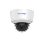MicroView MVID-04IR-E IP security camera Outdoor Dome Black, White 2560 x 1440pixels
