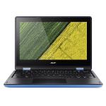 "Acer R3-131T-C5X7 1.6GHz N3060 11.6"" 1366 x 768pixels Touchscreen Black, Blue Notebook"