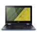 "Acer Aspire R 11 R3-131T-C5X7 1.6GHz N3060 Intel® Celeron® 11.6"" 1366 x 768pixels Touchscreen Black, Blue Hybrid (2-in-1)"