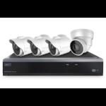 Digitus DN-16121 Wired 4channels video surveillance kit