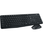 LOGITECH MK315 Quiet & durable Wireless Keyboard & Mouse Combo Media Key Long Battery Life Comfortable