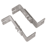 Conen Mounts 2 galvanized adjustable wall mounting brackets CCE70WZ