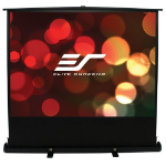 "Elite Screens ezCinema 80"" 16:10 Black,White projection screen"