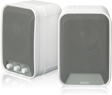 Epson ELPSP02 - Active speakers V12H467040DA