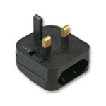 FDL EUROPEAN PCP PSUP TO UK PLUG CONV. - BASE ENTRY