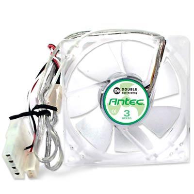 Antec TriCool 80mm DBB Computer case Fan