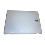 HP 572480-001 Display cover notebook spare part