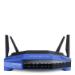 Linksys WRT3200ACM-UK Dual-band (2.4 GHz / 5 GHz) Gigabit Ethernet Black,Blue wireless router