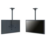 "SMS Smart Media Solutions 43L/P CASING CELING LP DG DARK GREY RAL7016 flat panel ceiling mount 109.2 cm (43"")"