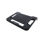 "Canyon CNR-FNS01 notebook cooling pad 43.2 cm (17"") 1000 RPM Black"