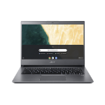 "Acer Chromebook CB714-1WT-5214 35.6 cm (14"") 1920 x 1080 pixels Touchscreen 8th gen Intel® Core™ i5 8 GB DDR4-SDRAM 128 GB SSD Wi-Fi 5 (802.11ac) Chrome OS Grey"