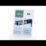 Hewlett Packard Enterprise Q2003A bar code label