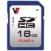 V7 SDHC 16 GB Clase 4