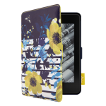 "ViewQwest Joules Winter Camelia Border e-book reader case Folio Multicolor 15.2 cm (6"")"