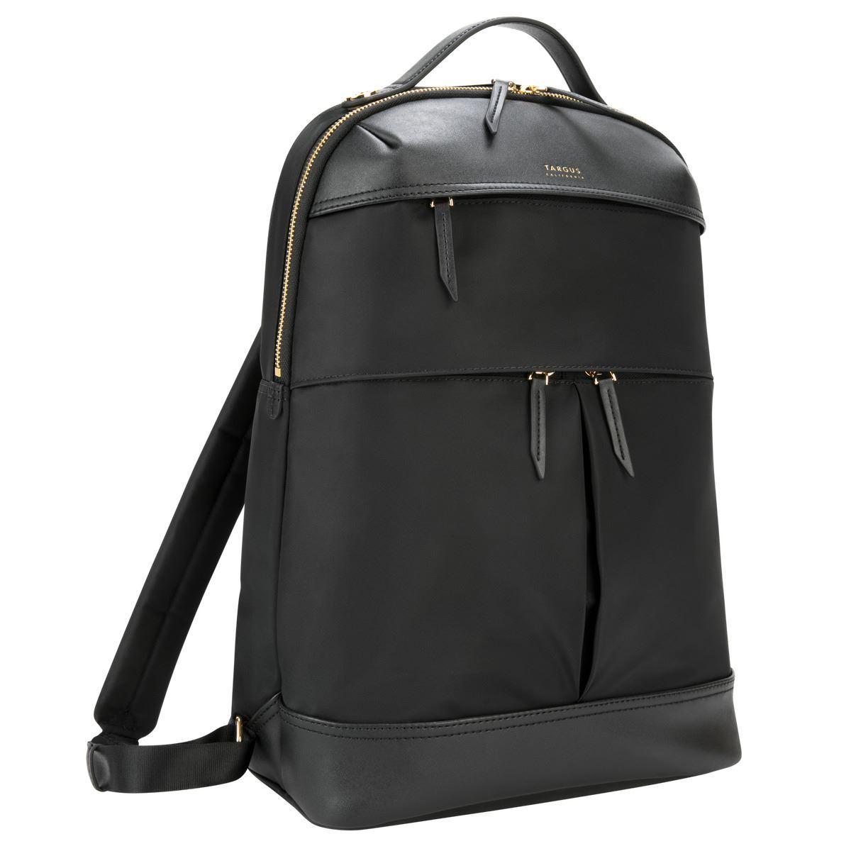 "Targus Newport 15"" maletines para portátil 38,1 cm (15"") Mochila Negro"