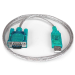 StarTech.com 3ft USB to RS232 DB9 Serial Adapter Cable - M/M ICUSB232SM3