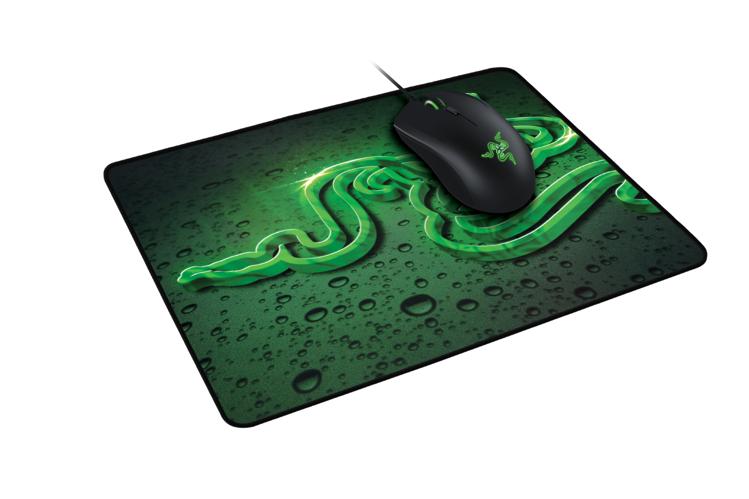 Razer Goliathus Speed Green mouse pad