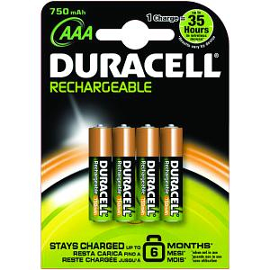 Duracell HR3-B rechargeable battery