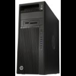 HP Z440 3.5 GHz Intel Xeon E5 v3 E5-1650V3 Black Mini Tower Workstation