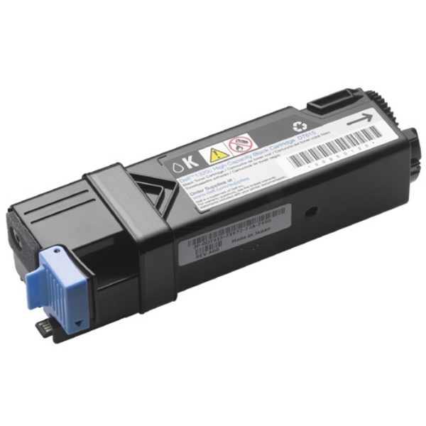 DELL 593-10258 (DT615) Toner black, 2K pages