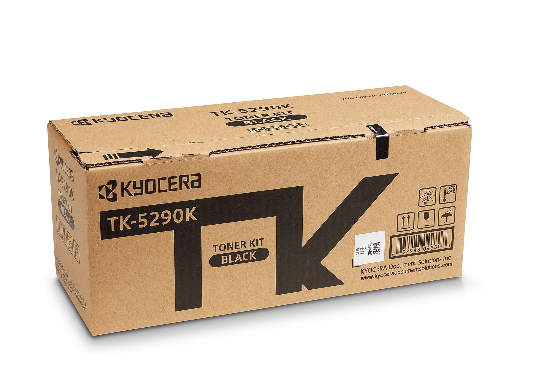 KYOCERA TK-5290K Original Negro 1 pieza(s)
