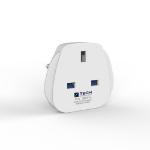 Travel Blue 170 power plug adapter White