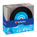 Verbatim CD-R AZO Data Vinyl CD-R 700MB 10pc(s)