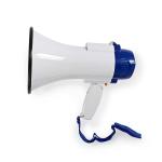 Nedis MEPH150WT megaphone White,Blue