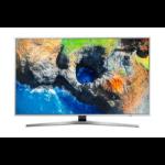 "Samsung MU6400 40"" 4K Ultra HD Smart TV Wi-Fi Silver LED TV"