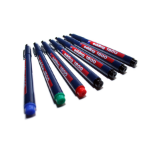 Edding 1800 profipen Retractable gel pen Black 10 pc(s)