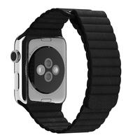 Apple Loop - Watch strap - black - for Watch (42 mm)