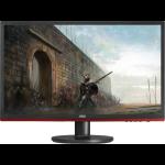 "AOC Gaming G2260VWQ6 21.5"" Full HD LED Flat Black, Red computer monitor LED display"