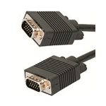 """4XEM VGA, M/M, 50 ft. VGA cable 598.4"""" (15.2 m) VGA (D-Sub)"""