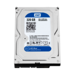 "Western Digital Blue, Refurbished 3.5"" 320 GB Serial ATA"