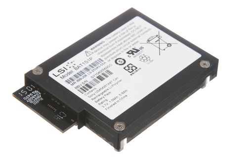 Broadcom L5-25343-06 storage device backup battery Lithium-Ion (Li-Ion)