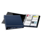 Durable VISIFIX  A4 business card file