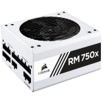 Corsair RM750x power supply unit 750 W ATX Black,White