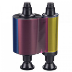Evolis R3514 Black, Cyan, Magenta, Transparent, Yellow printer ribbon