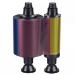 Evolis R3514 printer ribbon Black,Cyan,Magenta,Transparent,Yellow
