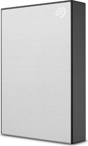 Seagate One Touch external hard drive 1000 GB Silver