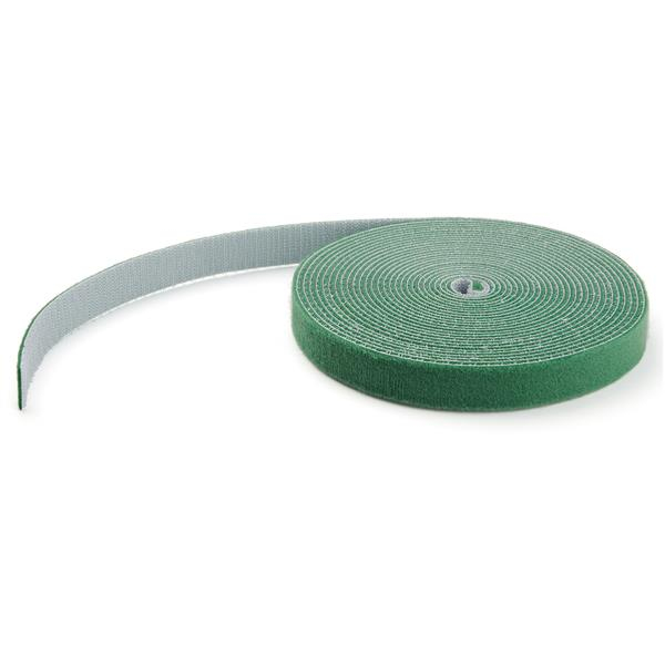 StarTech 50ft. Hook and Loop Roll - Green