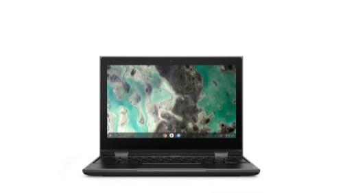 Lenovo 500E Black Chromebook 29.5 cm (11.6