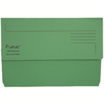 FOREVER BRIGHT MANILLA WALLET GREENEN