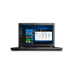 "Lenovo ThinkPad P52 Black Mobile workstation 15.6"" 3840 x 2160 pixels Touchscreen 2.60 GHz 8th gen Intel® Core™ i7 i7-8850H"