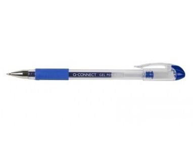 Q-CONNECT KF21717 gel pen Capped gel pen Blue Ultra Fine 10 pc(s)
