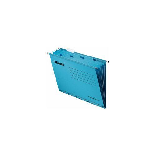 Esselte CLASSC SUSP FILE DVDR BLU FC P10