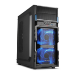 Sharkoon VG5-V computer case Midi-Tower Black